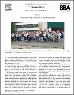 Biochimica et Biophysica Acta 1767 (2007) 401–403